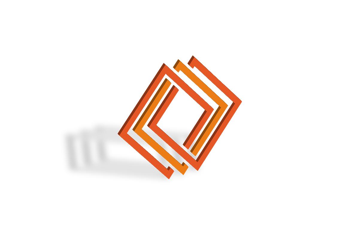Multiline Logo Design Bundle example image 7