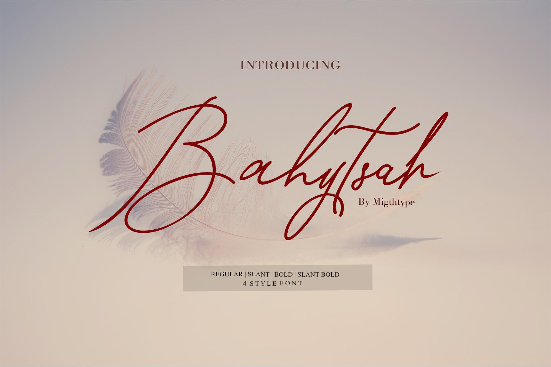 A NEW Bahytsah example image 2