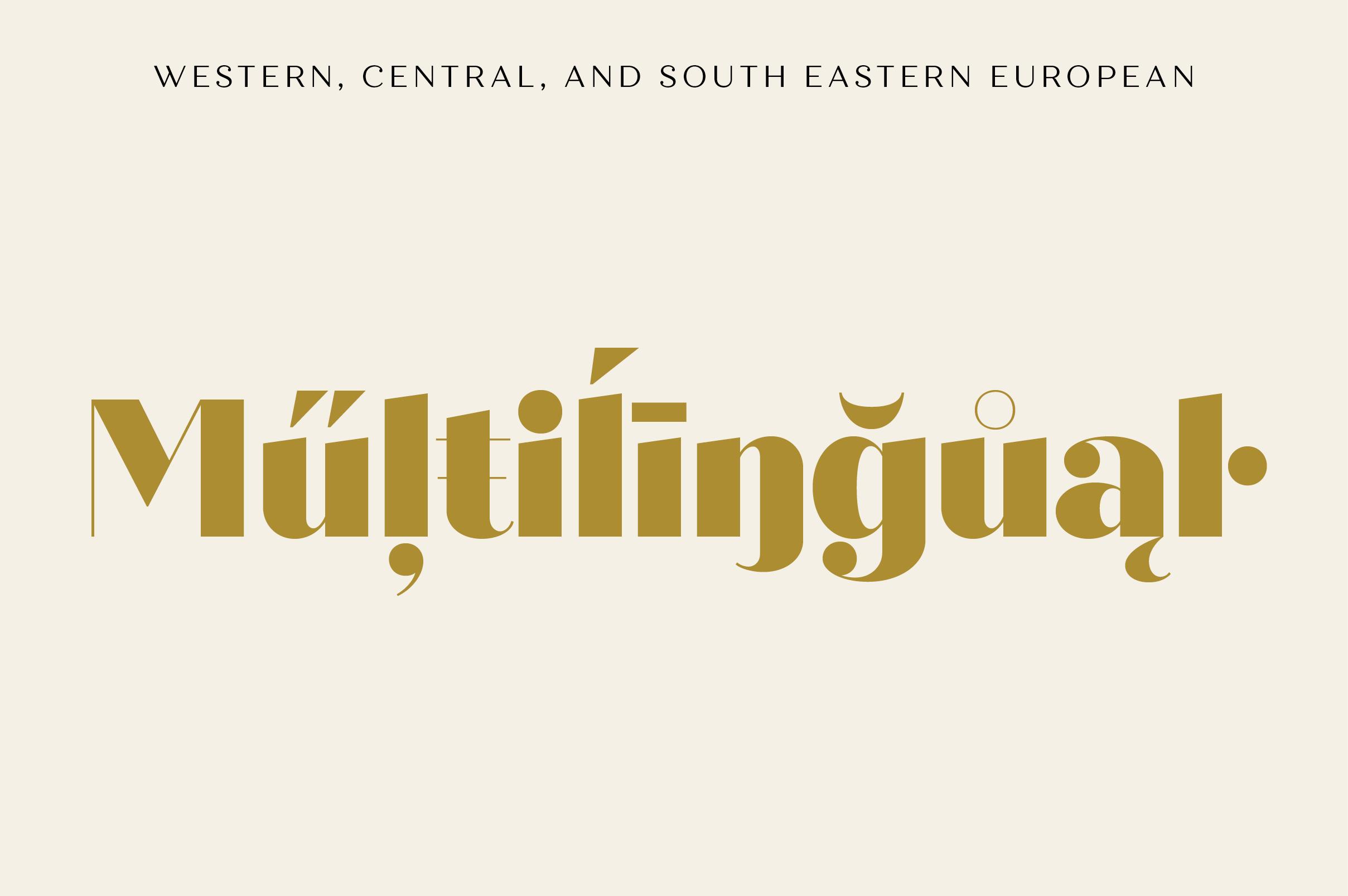 Quiche Fine Black Font example image 13
