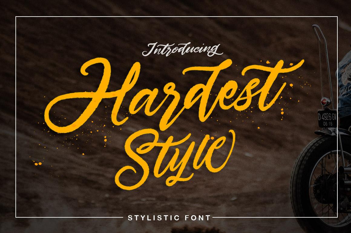 Hardest Style example image 2