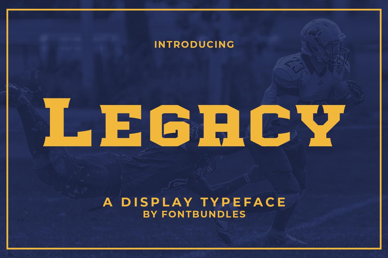 Legacy example image 1