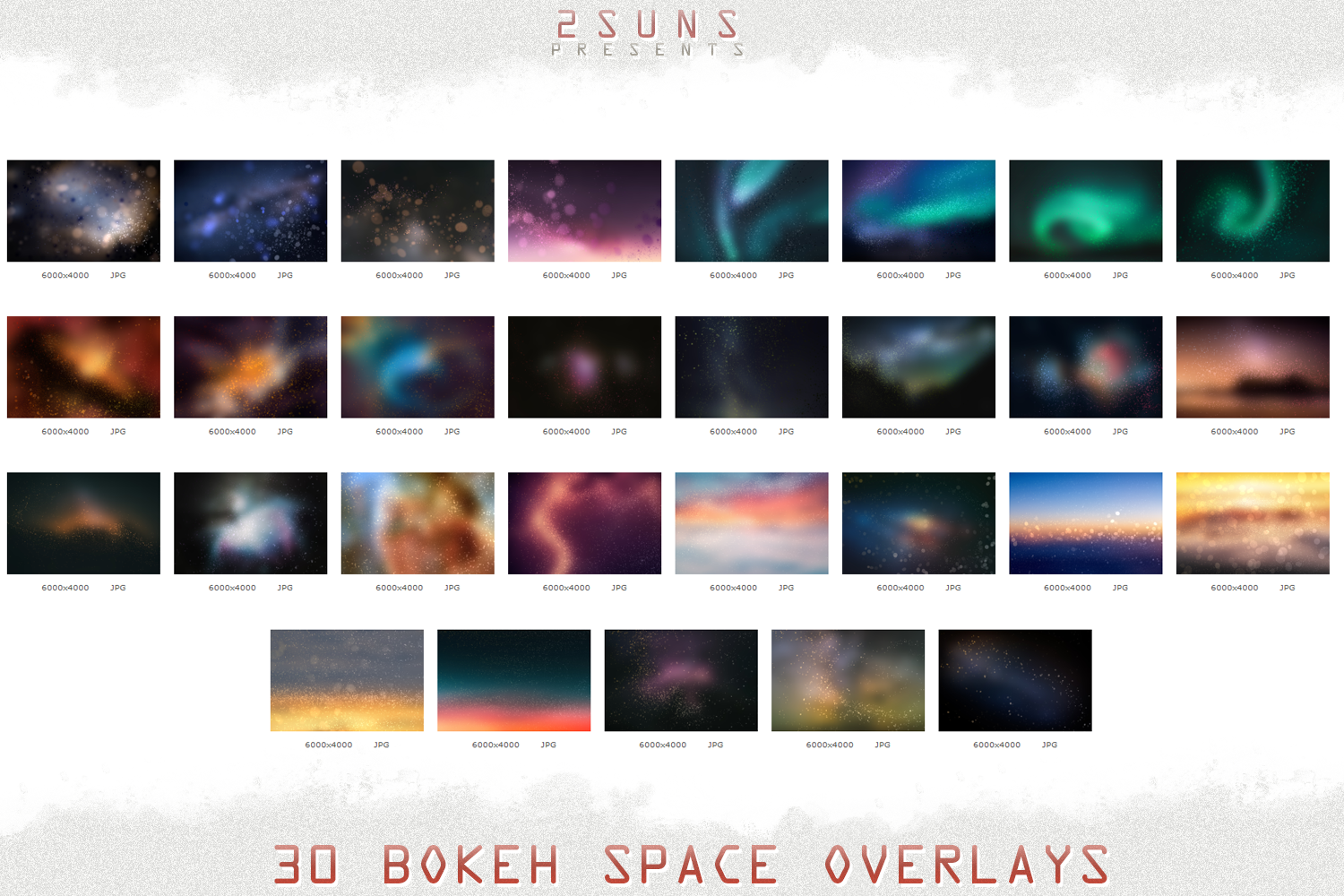 Download photo overlays space floating bokeh christmas shine example image 7