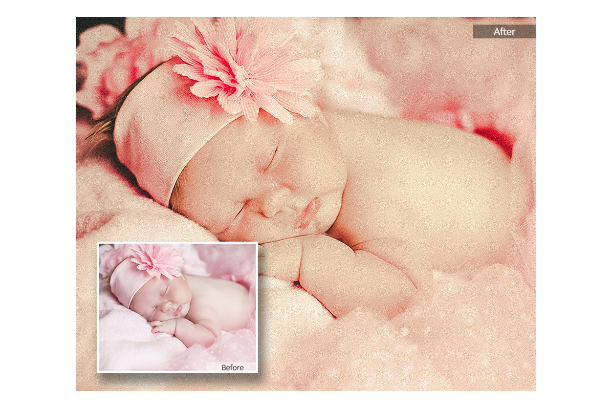 Baby Lightroom Mobile Presets Adroid and Iphone/Ipad example image 2