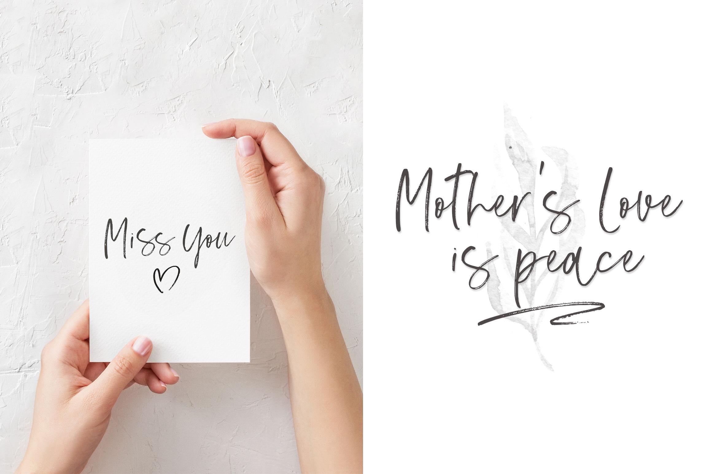 Better Letter Font example image 7