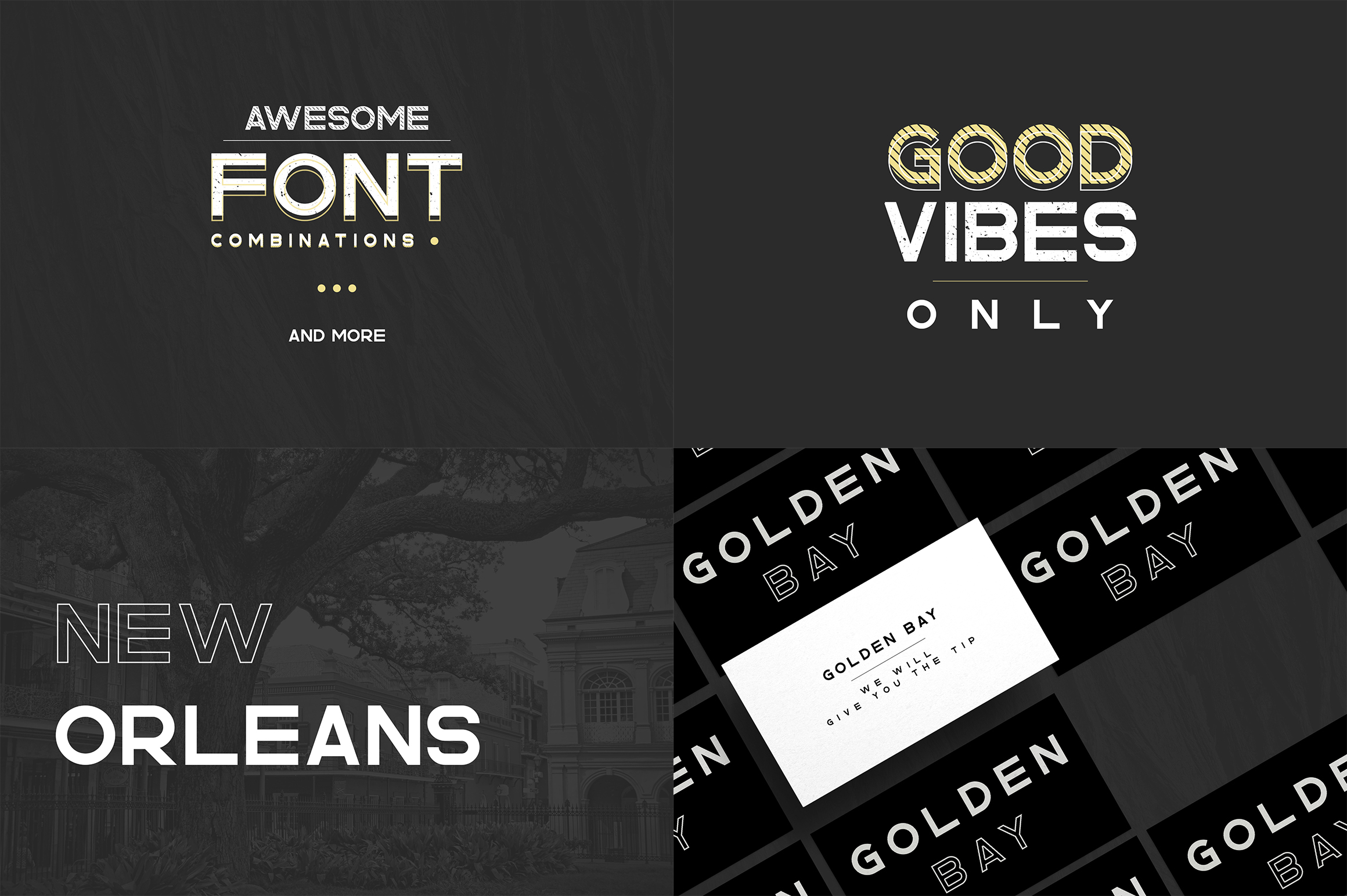 23in1 Sans and Display font bundle | Volume 2 example image 11
