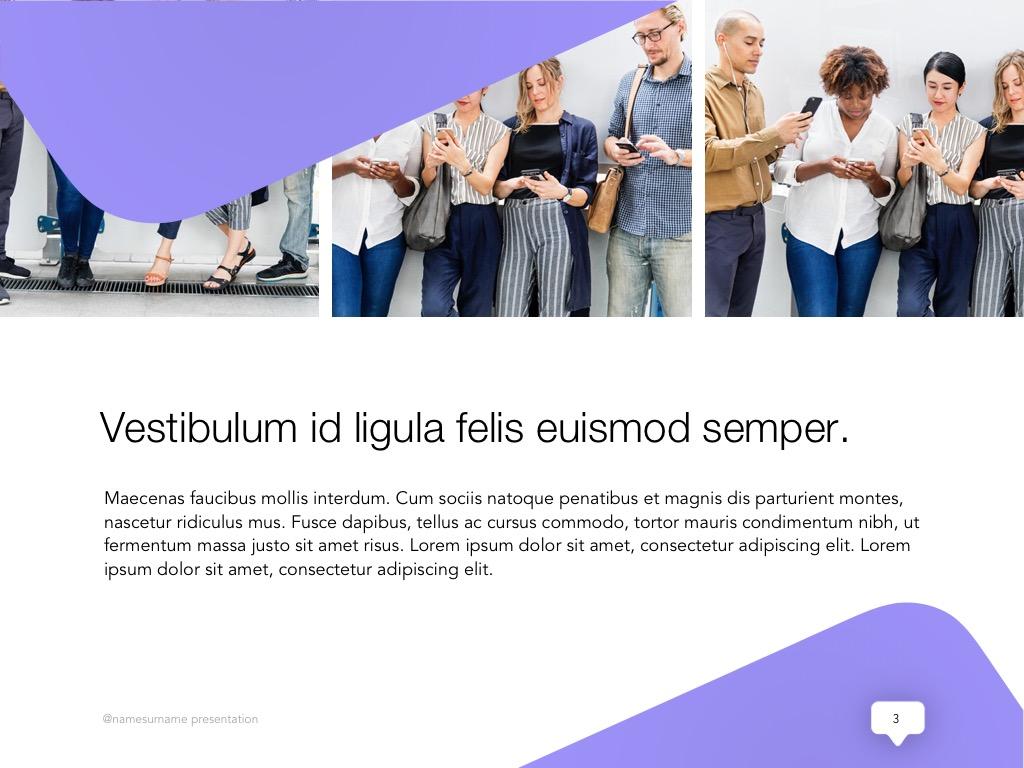 Influencer Marketing Google Slides Template example image 4