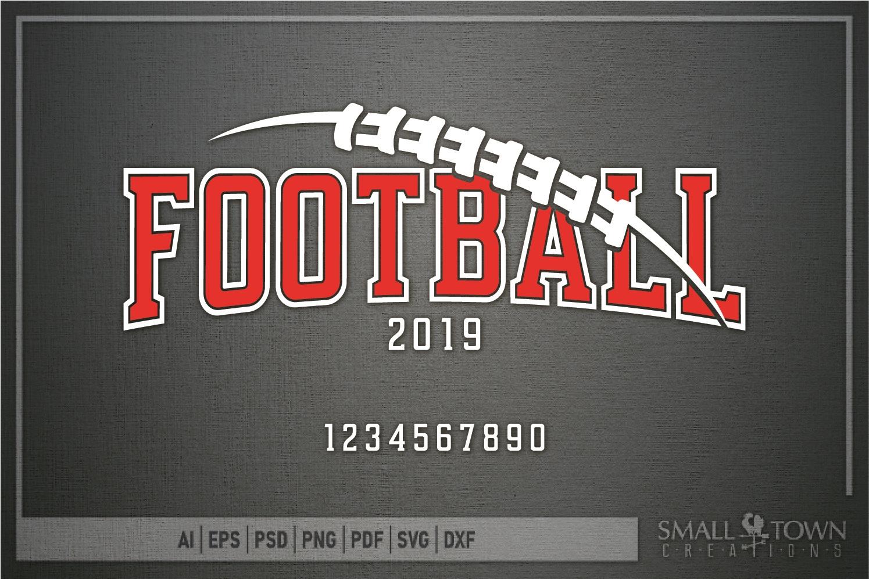 Football, Football Team, Logo, Sport, PRINT, CUT & DESIGN example image 5