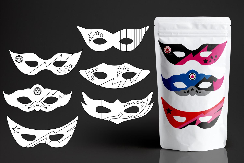 Illustrations Huge Bundle - Superhero Clip Art Graphics example image 12
