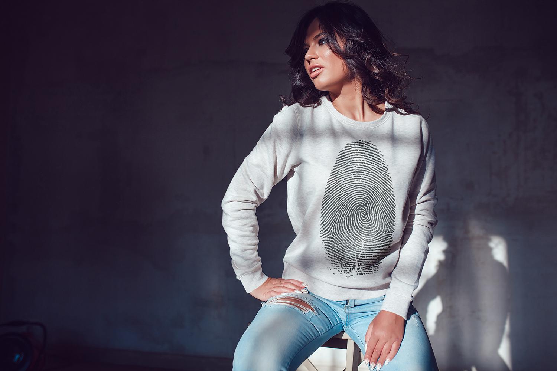 Sweatshirt Mock-Up Vol.1 2017 example image 13