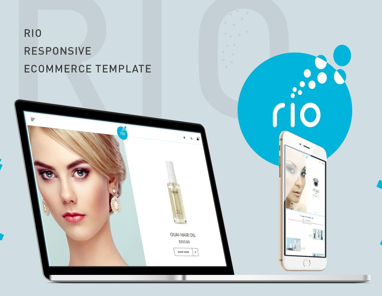 Rio Shopify Theme example image 4