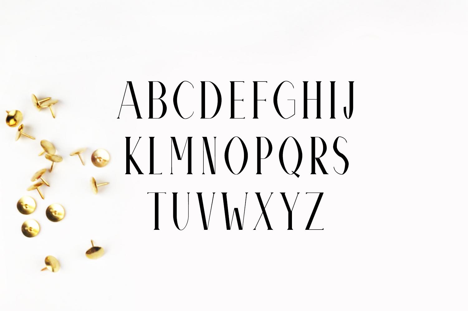 Timm Serif Typeface example image 2