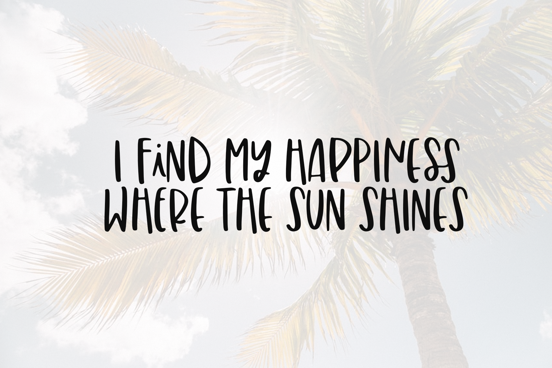 California Sunrise - A Handwritten Font with Alternatives! example image 13