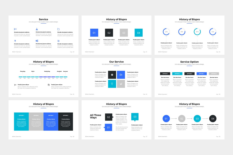 BizPro | Proposal Google Slides Template example image 5