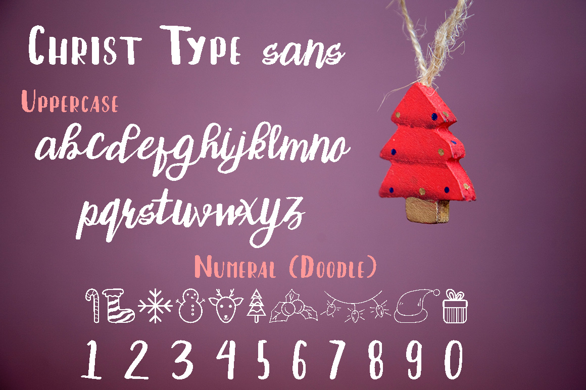 Christ Type Font Duo example image 5