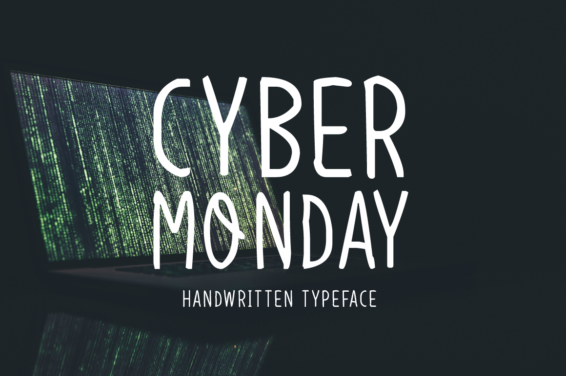 Cyber Monday example image 1