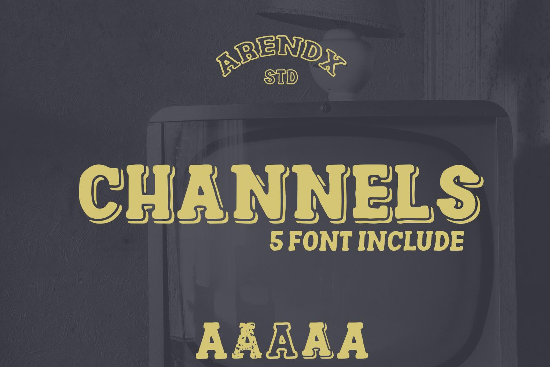 Best Seller-Bundle Font - Limited Time example image 3