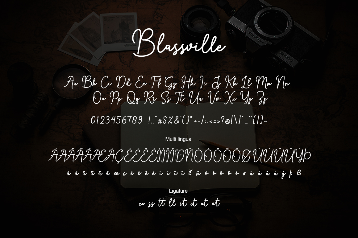 Blassville example image 6