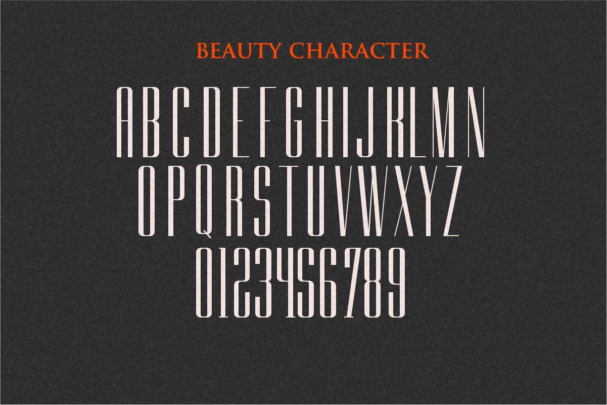 East liberty | Signature & sans serif example image 15