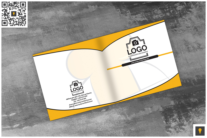 Restaurant Chefinno Branding Bundle (50% OFF) example image 15