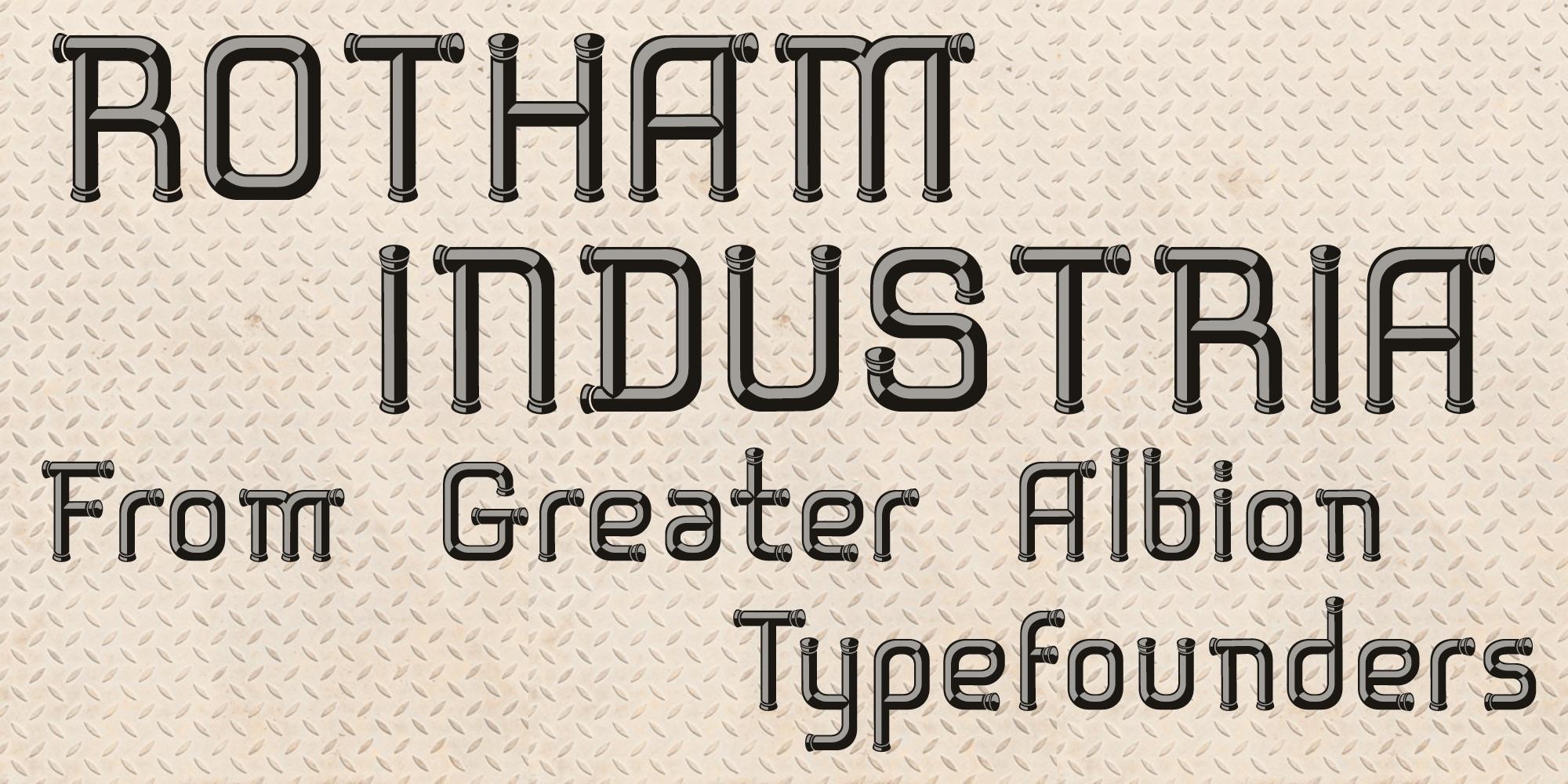 Rotham Industria example image 7