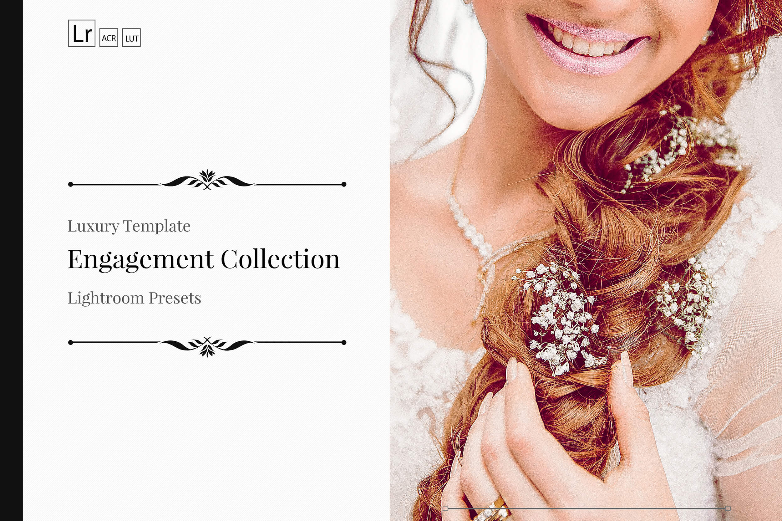 Engagement color grading lightroom presets theme example image 1