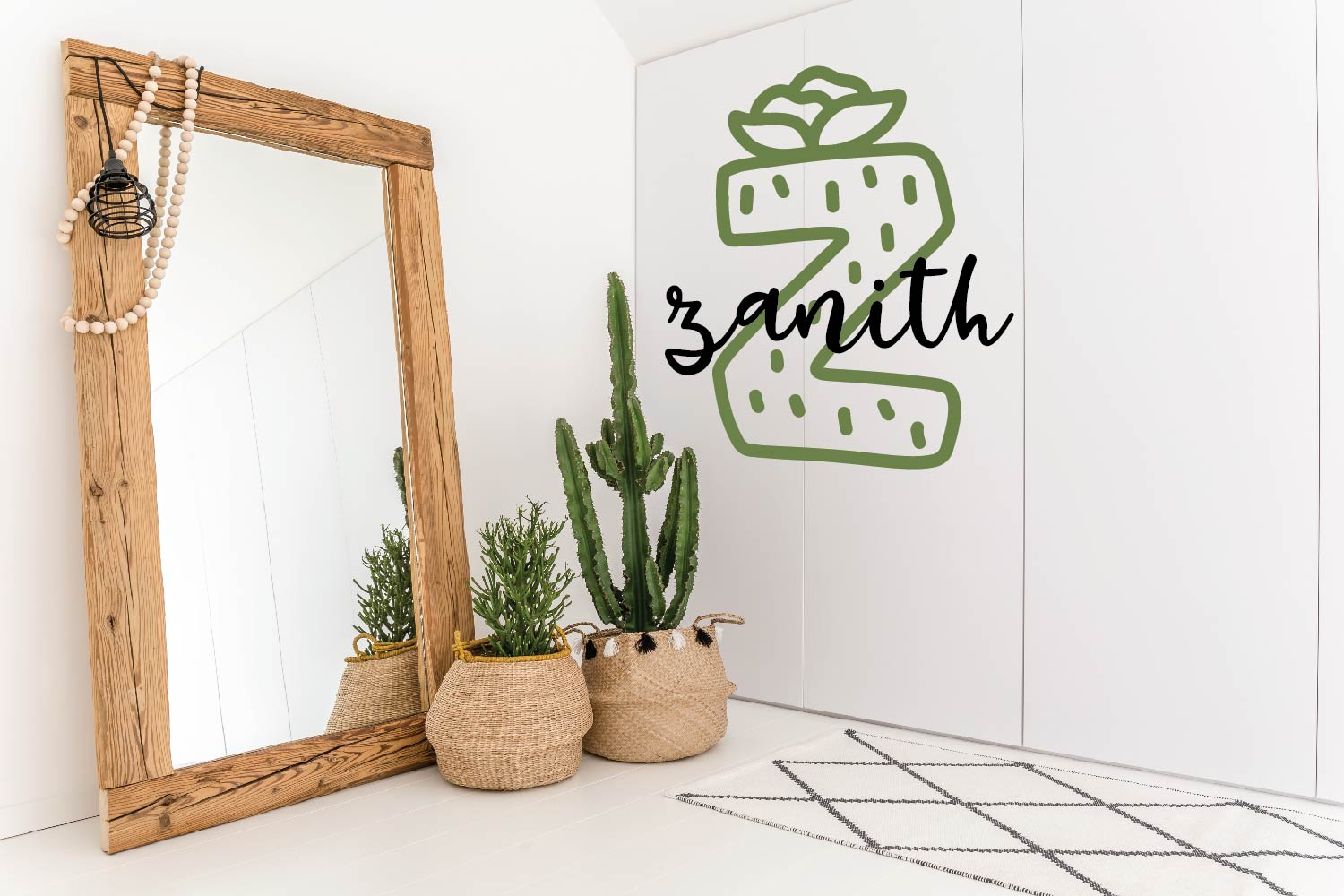 Thirsty Cactus - A Silly Cacti Font example image 4