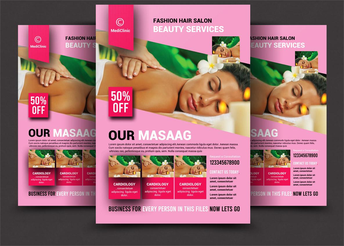 Beauty Bundle flyer 7 example image 7