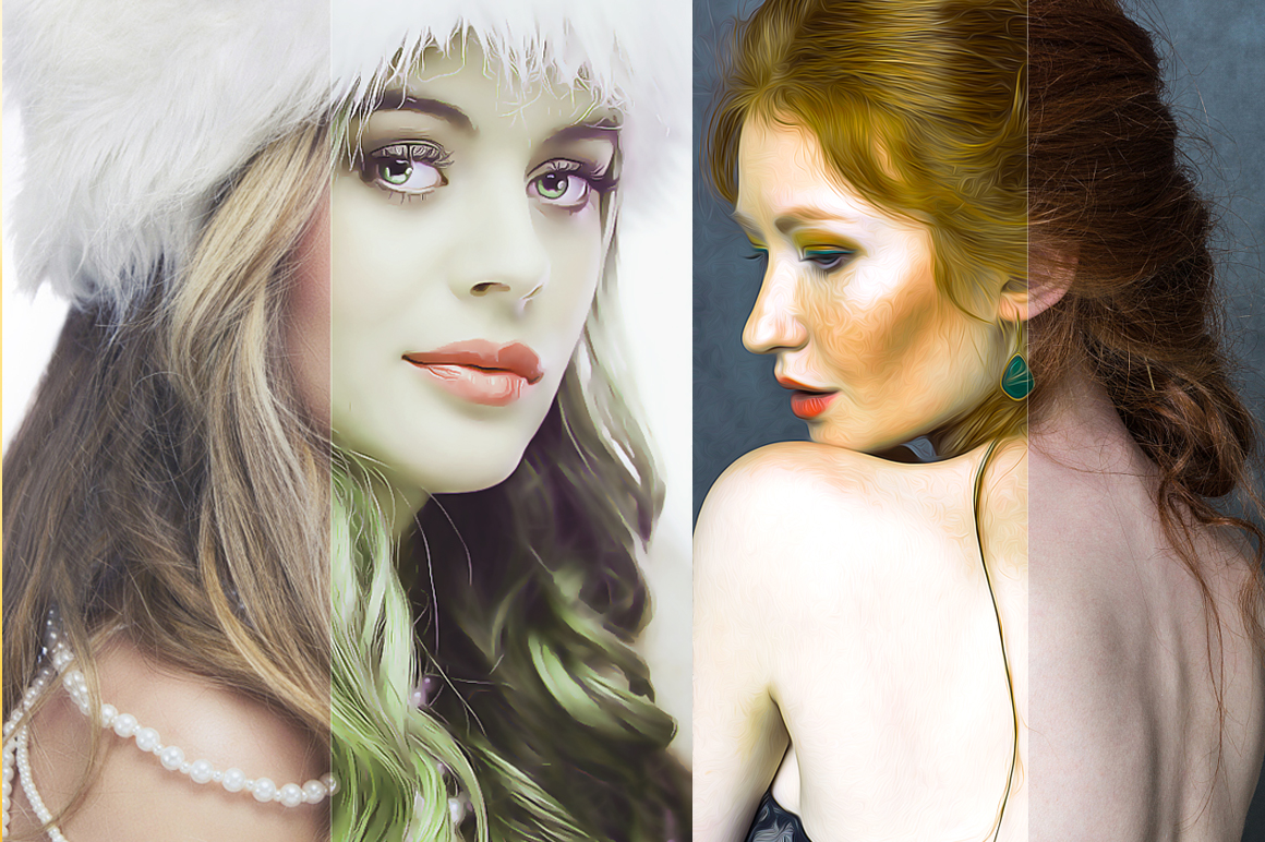 10 Pro Realistic Painting Effects example image 5