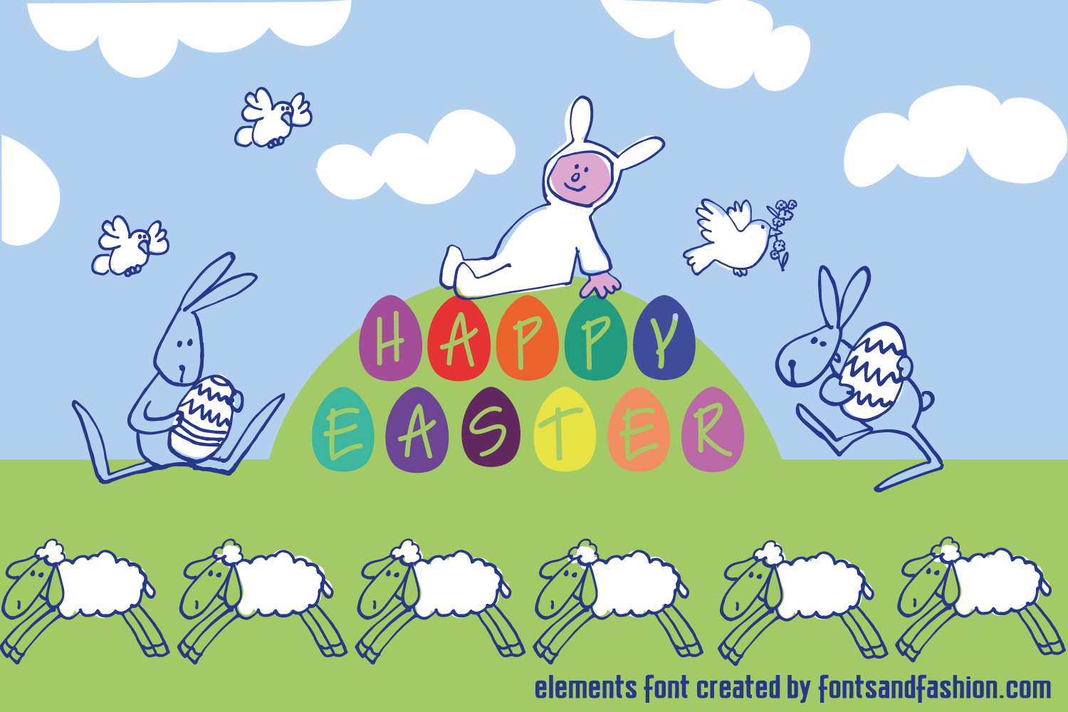 Happy Easter example image 7