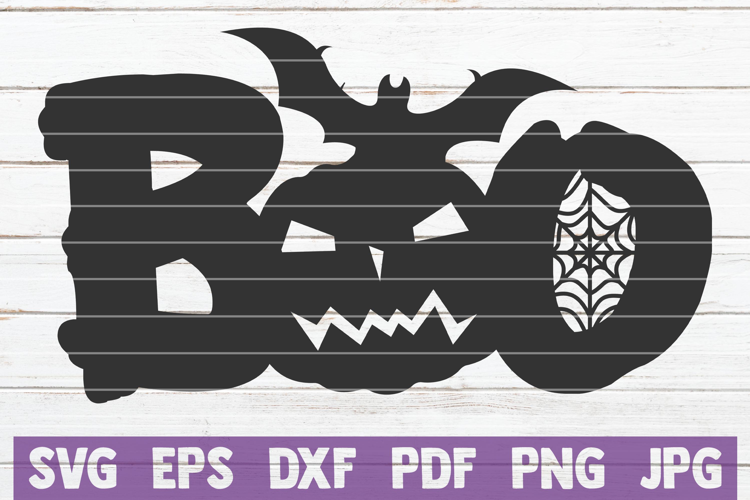 Halloween SVG Bundle | Scary Halloween Cut Files example image 2