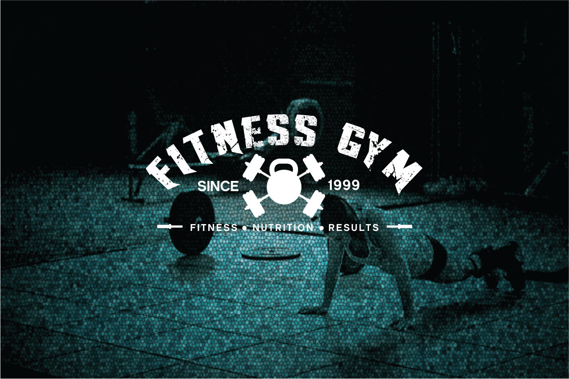 Fitness Gym - Labels & Badges example image 7