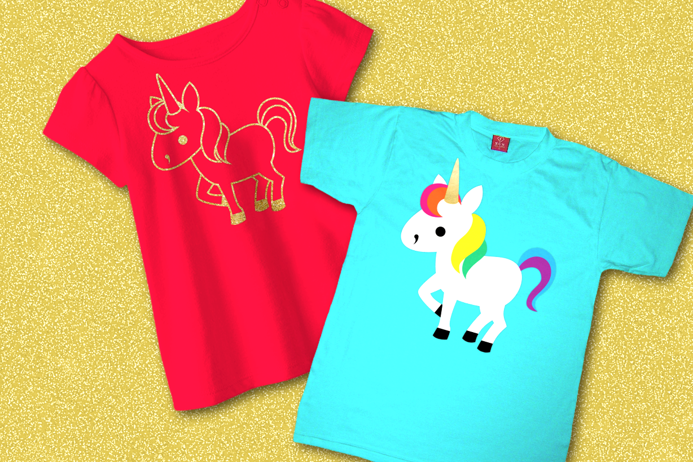 Unicorn SVG Design example image 3