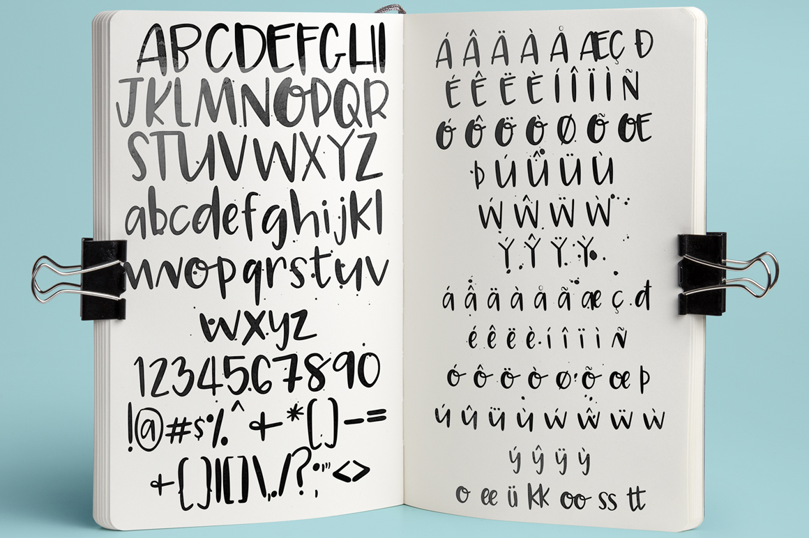 Marley Font example image 2