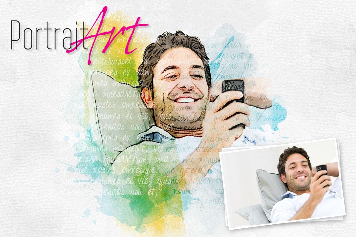Portrait Art example image 4