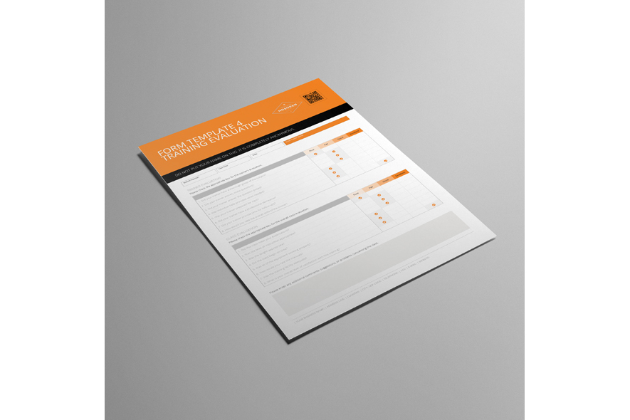Form Template 4 Training Evaluation example image 4