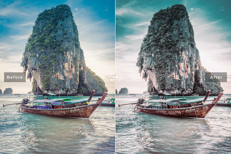 Thailand Mobile & Desktop Lightroom Presets example image 2