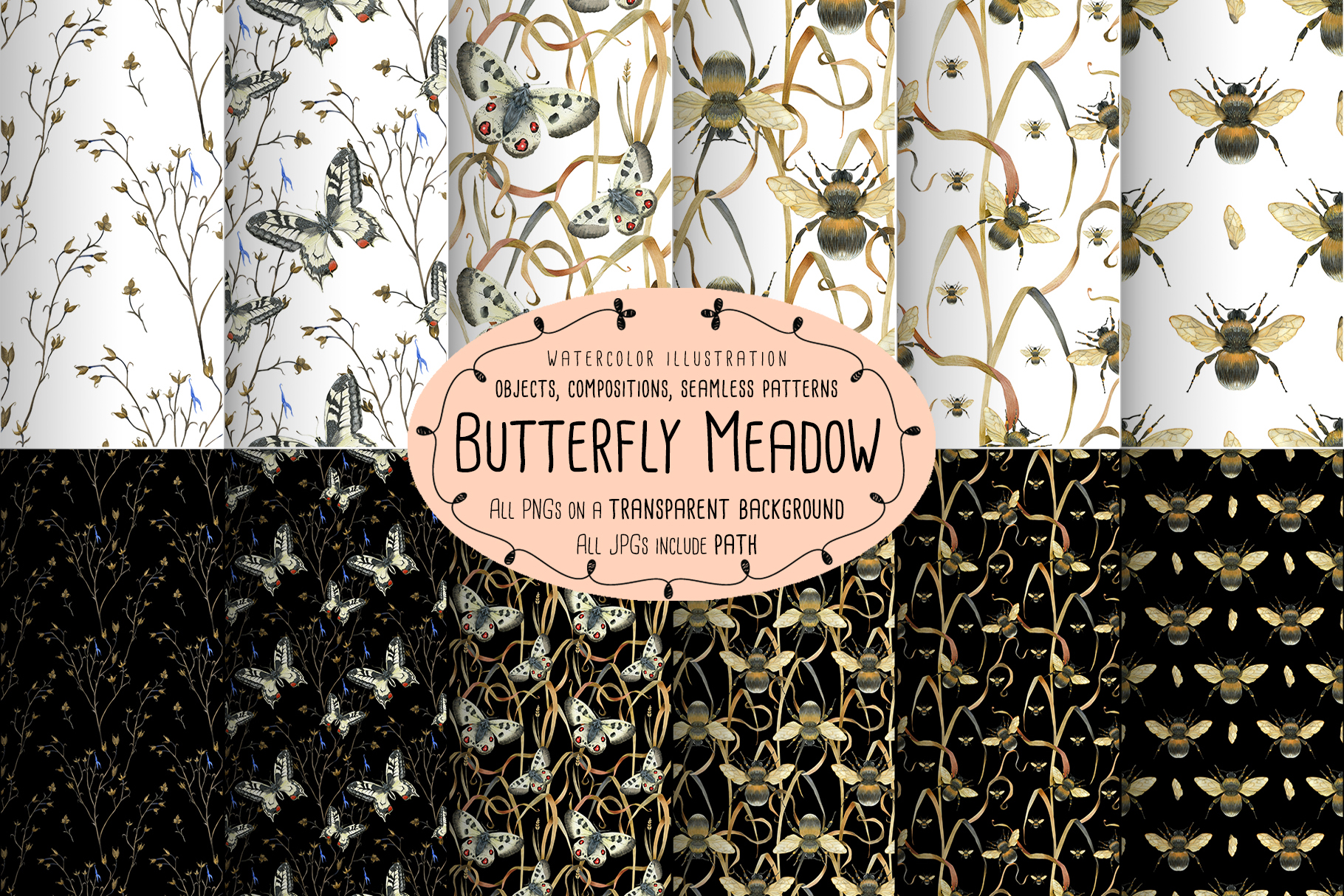 The Butterfly Meadow example image 9
