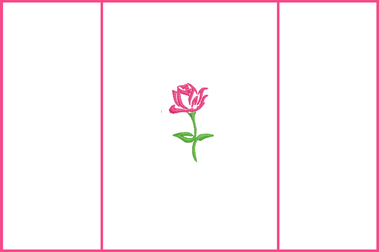 A Single Rose example image 1