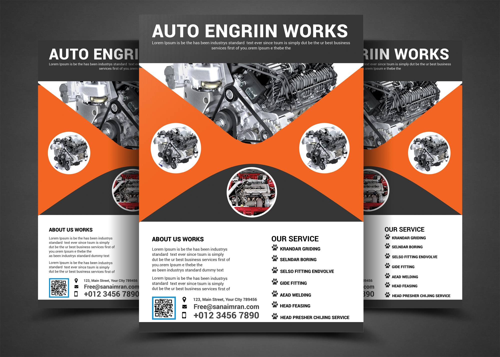 Car Bundle 7in1 Flyer example image 8