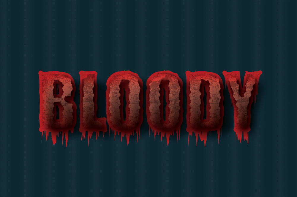 10 Horror Graphic Style for Adobe Illustrator example image 6