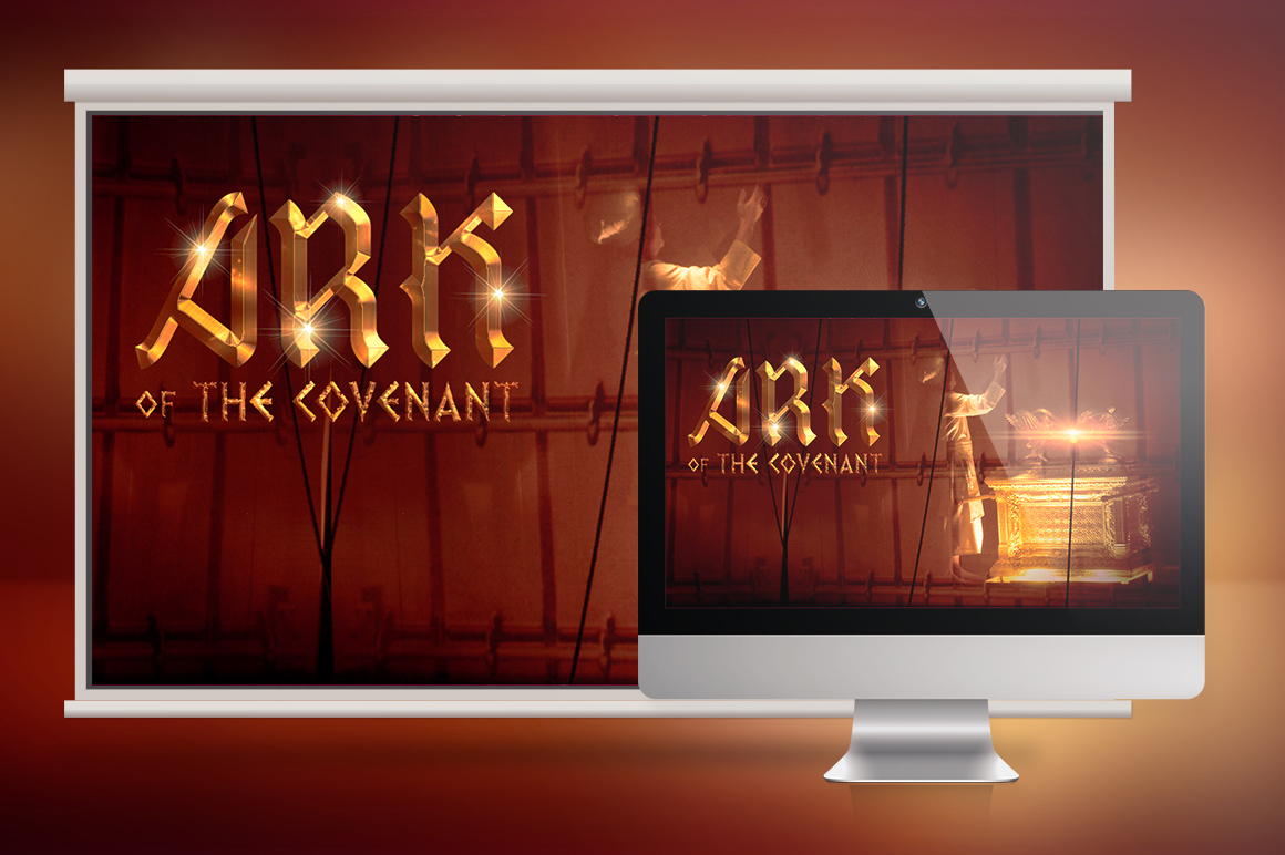 Ark of The Covenant Slide Template example image 5