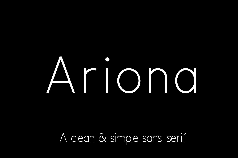 Ariona example image 1