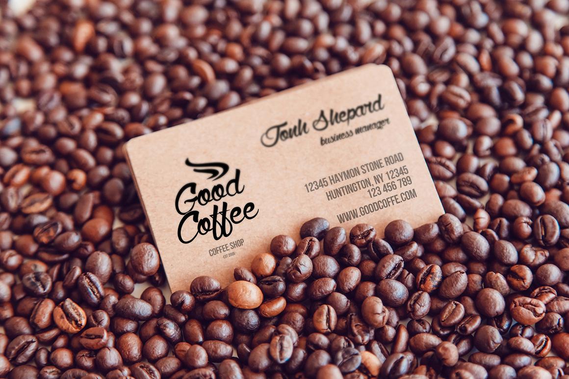 Coffee Branding Mock-up example image 10