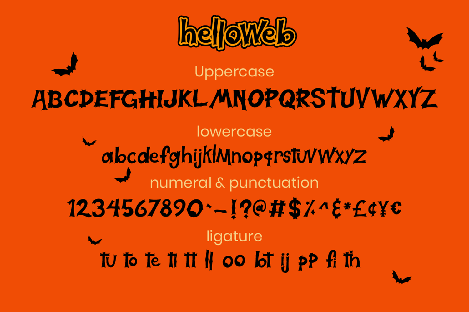 Halloweb example image 7