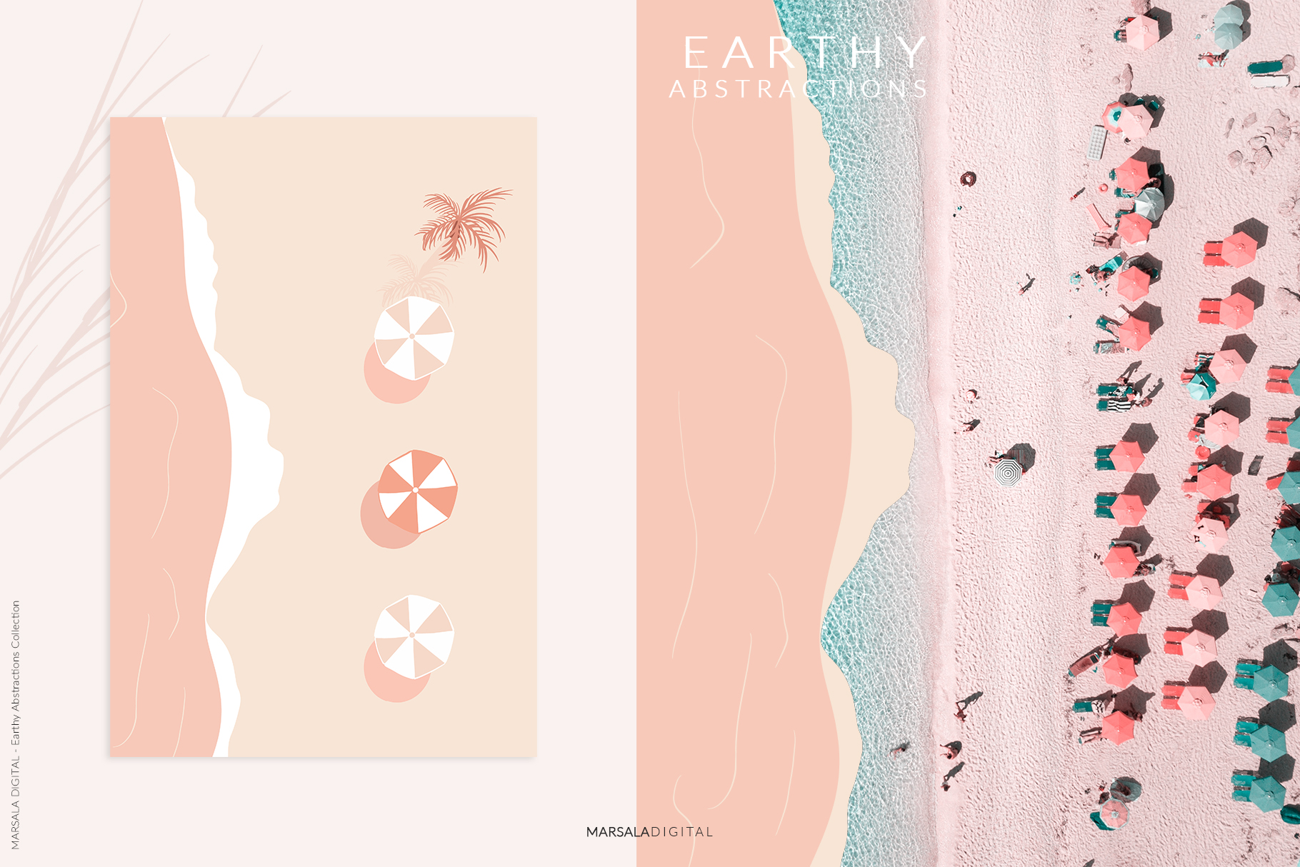 EARTHY Abstractions & Prints Celestial, Desert, Bohemian example image 6