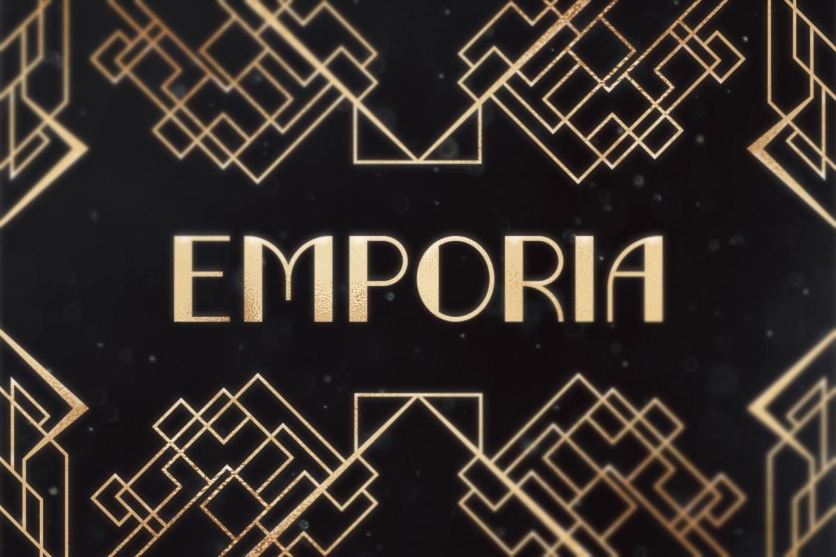 Emporia Typeface example image 1