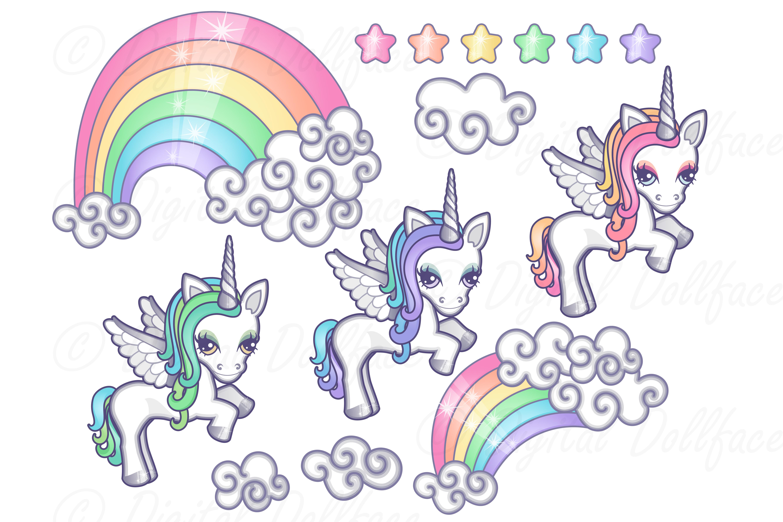 Magical Unicorns example image 3