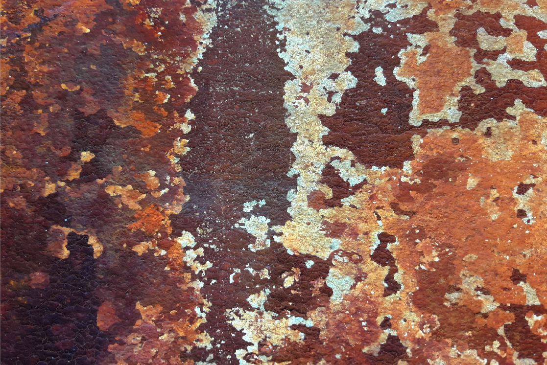 14 Rusted textures set. example image 4