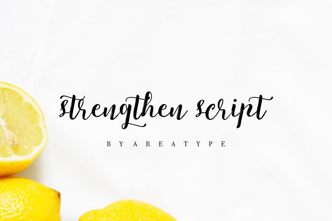 Strengthen Script example image 7