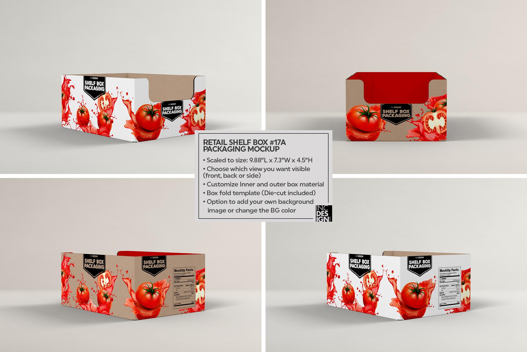 Shelf Box Packaging Volume 4 example image 5